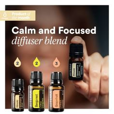 dōTERRA essential oils are pure, potent and safe and are well known for being the highest quality and best selling products in the world. Doterra New Products, Doterra Essential Oils, Doterra Diffuser, Essential Oil Diffuser Blends, Aromatherapy, Diffuser Recipes, Alternative Health, Salts, Bergamot