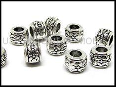 Perles en métal - UNE HISTOIRE DE MODE