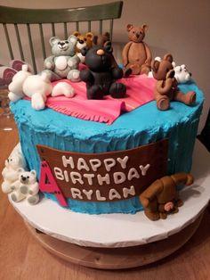 More Bears Cake
