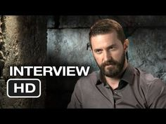 The Hobbit: An Unexpected Journey - Richard Armitage Interview - Thorin (2012) HD