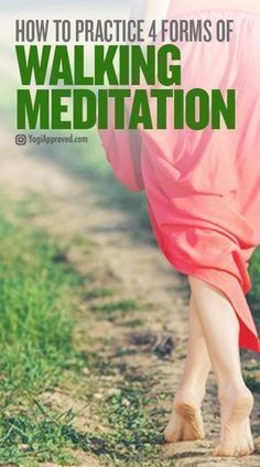 It's time to take your meditation practice outside and experience walking meditation! Learn 4 accessible forms of walking meditation that you can try today! Want a Moving Meditation? Here Are 4 Different Forms of Walking Meditation to Try Guided Meditation, Meditation Mantra, Walking Meditation, Easy Meditation, Meditation Benefits, Meditation For Beginners, Meditation Techniques, Mindfulness Practice, Chakra Meditation