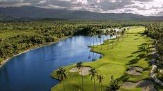 18 Hole Golf course at Gran Meliá Puerto Rico