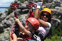 Zip sliding in Ceres, Cape Town. Even for moms and kids! Florida Adventures, New Adventures, Forest Glen, Youth Leader, Volunteer Abroad, Amazing Adventures, Cape Town, Adventure Travel, South Africa