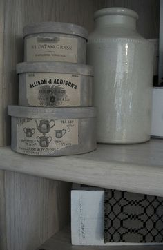 Our Pioneer Homestead: Spring Round Box Stack- Quick Craft of the Day~