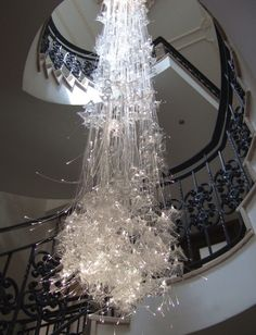 London based studioSharon Marstonspecialises in the design and creation of bespoke sculptural light installations for interiors. The studio is widely known its range of breathtaking chandeliers, ...