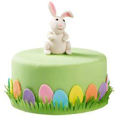 Bunny Easter Cake tutorial