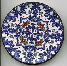 Platos decorados - Maria Jesús - Álbuns da web do Picasa