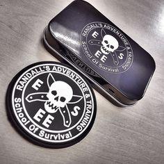 ESEE Pocket Survival Kit Tin