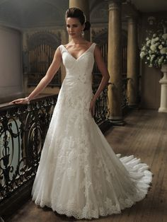 Style No. 213255 » David Tutera for Mon Cheri»wedding dresses 2013 and bridal gowns 2014