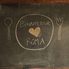Bonappetour Launch Event in Rome