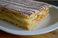 Recipe Millefeuille Step 36 300x200 Recipe: Mille feuille (Cream Napoleon)