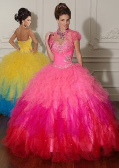 Ball gown girls?? Birthday party prom dress