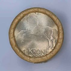 1 krone 1961 rull