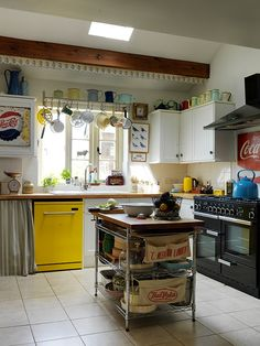 Kitchen - an out-take from the Telegraph Magazine piece