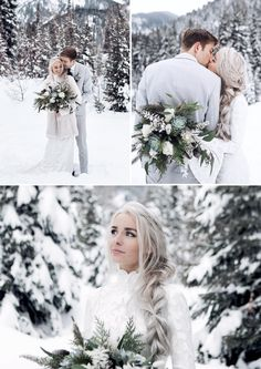 Outdoor Winter Wedding, Snow Wedding, Winter Wedding Colors, Winter Wonderland Wedding, Dream Wedding, Winter Bride, Wedding Photography Poses, Wedding Poses, Wedding Shoot