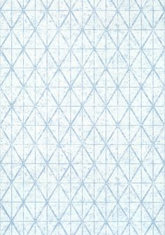 CAPELLA, Blue, T446, Collection Modern Resource from Thibaut