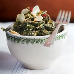 Cime di Rapa Fritte (Slow-Cooked Broccoli Rabe)