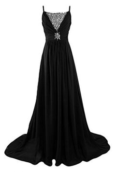 Sunvary 2014 Chiffon Bridesmaid Dress Pageant Dress for Evening Long US Size 2- Black Sunvary http://www.amazon.com/dp/B00B98YRUQ/ref=cm_sw_r_pi_dp_iD-5ub1GSNXJP