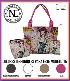 Cartera De Nicole Lee 3en1 Porta Cosmetico, Forro De Celular - Bs. 4.200,00  telefono 04129531081 correo skyrunner.r4@outlok.com