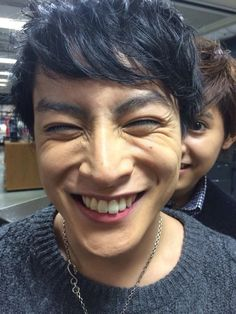 Shieahama alan with creeper ryota *_* My Love, Celebrities, Kawaii, Japan, Memes, Music, Artist, Tumblr Boys, Girls