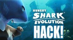 Hungry Shark Evolution Hack Cheats + [New Tool + 100% Working]