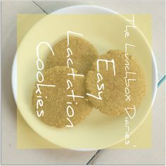 Easy Lactation Cookies (made with Betty Crocker cookie mix!)