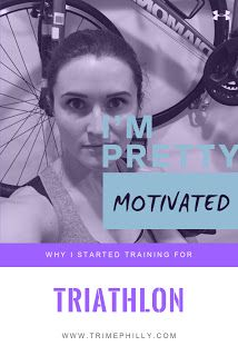 The 5 Reasons Why I Started to Train for Triathlon. #TRIATHLON #WOMENSTRIATHLON #WOMENFORTRI #TRIGEEK #SWIMBIKERUN #TRIATHLONTRAINING