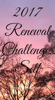 2017 Renewal Challenge: Self