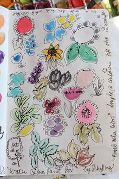 Art Journal | Pam Garrison