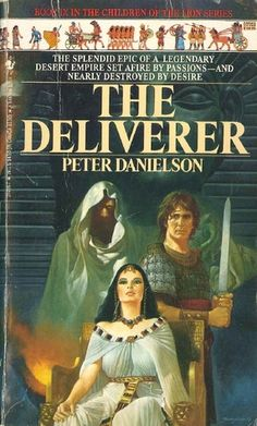 The Deliverer - (Children of the Lion Series Book #9)  Peter Danielson