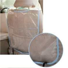 Car Auto Seat Back Cover Protect back of the seats Simply install For baby Protect for seat free shipping #Affiliate