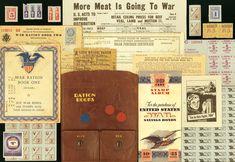 World War II Rationing on the U.S. Homefront - http://www.warhistoryonline.com/war-articles/world-war-ii-rationing-on-the-u-s-homefront.html