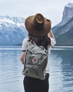 UrbanOutfitters.com: Awesome stuff for you & your space // Fjallraven Kanken Backpack in blue grey #musicfestivalstyle #freespirit #adventure #photography #hipsterstyle