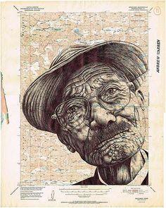 Awesome Bic Biro Drawings  |  Abduzeedo