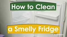 Refrigerators can start smelling pretty funky after a few years of use. If you want to rid your fridge and freezer of lingering smells once and for all, this deep cleaning regimen will get the job done.