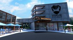 Brewdog Hotel in Ohio - the hotel for beer lovers!!