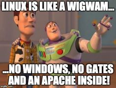 Betriebssystem Spaß: Linux Witze und Sprüche bei Sir Apfelot - http://www.sir-apfelot.de/linux-witze-und-sprueche-4064/