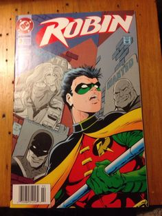 I am the original owner of these comics. I purchased new when I was a kid. Comics are in good shape. Please look at pictures and ask me any questions ... #knightsend #comics #robin