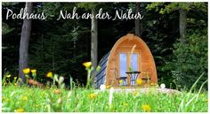 """""""Nah an der Natur"""" im Podhaus Design Hotel, Outdoor Chairs, Outdoor Furniture, Outdoor Decor, Black Forest, Places, Travel, Home Decor, Action"""
