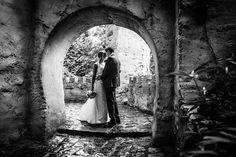 Trouwen in het sprookjesbos in de Efteling #bruidsfotograaf #bruidsfotografie Dario Endara