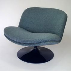Model 504 lounge chair by Geoffrey Harcourt for Artifort, 1960s