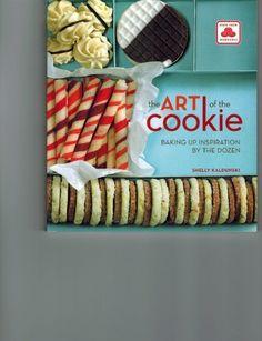 The Art of the Cookie Baking up Inspiration By the Dozen ... https://www.amazon.com/dp/B01K3KMM7U/ref=cm_sw_r_pi_dp_x_hqaJyb52P09CH
