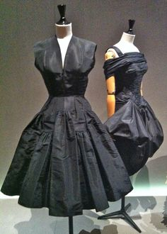 La mode des années 50 s'expose au Palais Galliera à Paris/été 14©Esther à Paris