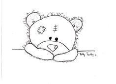 Tatty Teddy Colouring Pages - DopePicz