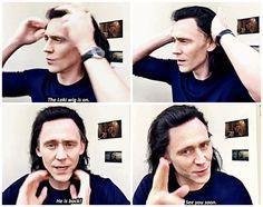 Thor Ragnarok Loki Tom Hiddleston  Marvel