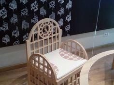"""La collezione di Carlo Malerba, """"Village Chairs"""" #Fuorisalone2016 #Design"""