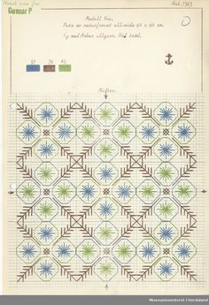 Blackwork Embroidery, Hand Embroidery Videos, Beaded Embroidery, Cross Stitch Borders, Cross Stitch Samplers, Straight Stitch, Bargello, Embellishments, Vintage World Maps