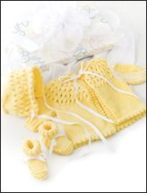 Buttercup Baby Set