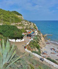 In #Sitges in #Katalonien finden sich wohl die beliebtesten Gay-Strände am #Mittelmeer.