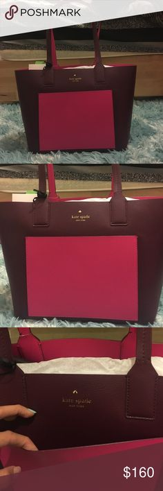 Kate Spade handbag NWT. Perfect condition :) kate spade Bags